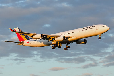 Philippine Airlines Airbus A340-200 RP-C3431