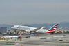 N813AN<br /> American Airlines Boeing 787 Dreamliner departs LAX