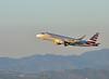 N203NN<br /> Sunset departure for Delta Connection (Compass Airlines) Embraer ERJ-175LR with AA6007 to Denver  (DEN)