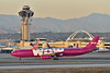 TF-GAY<br /> WOW air  Airbus A330-343 on arrival at LAX