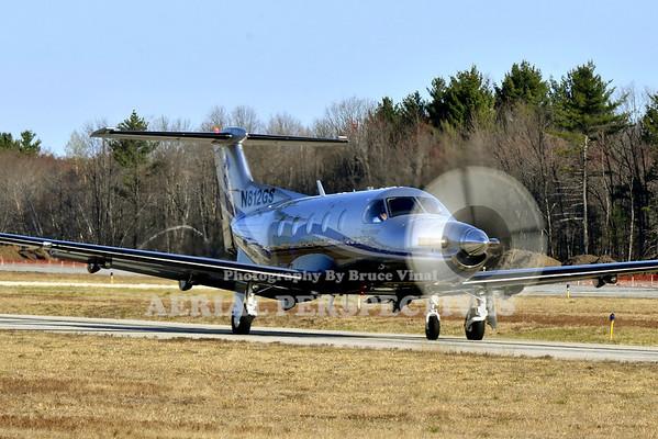 N812GS - 2008  Pilatus PC-12/47E