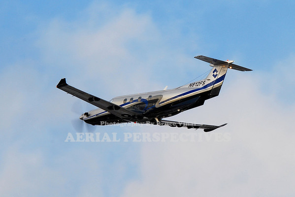 N812FS - 2008 Pilatus PC-12/47E