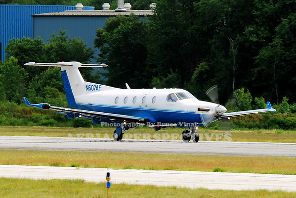 N607AF - 2005 PILATUS AIRCRAFT LTD PC-12/45