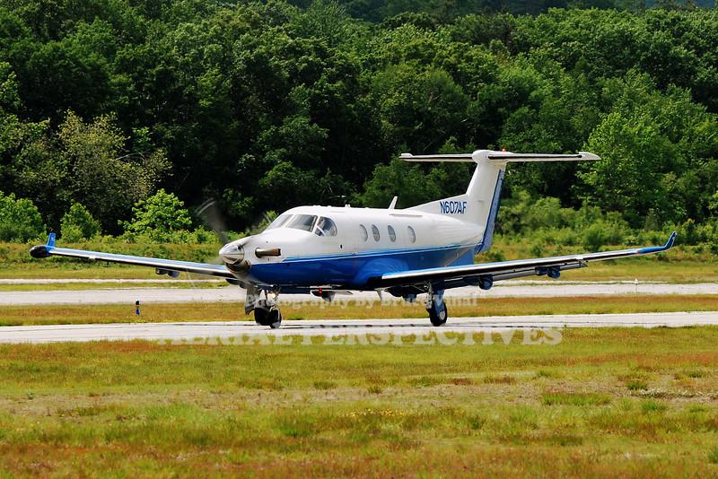 N607AF - 2005 PILATUS AIRCRAFT LTD PC-12/45