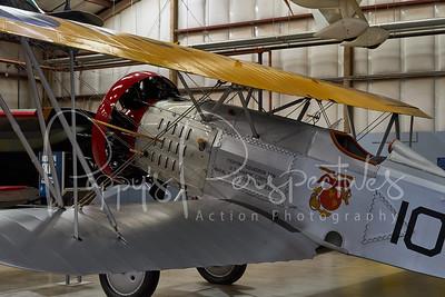 Pima Air Museum at Dusk