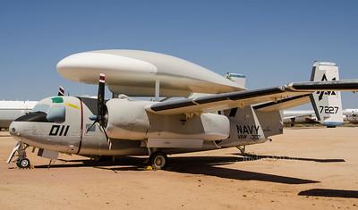 Grumman Tracer  Navy VAW 307 6611