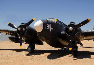 Lockheed Vega PV-2 bomber 6586