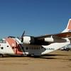 Fairchild C-123B Provider <br /> Serial 55-4505<br /> in US Coast Guard, Miami. markings