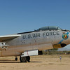 Boeing EB-47E Stratojet<br /> Serial 53-2135<br /> Markings of 376th Bombardment Wing, Lockbourne AFB, Ohio