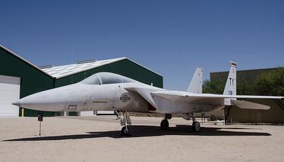 F15 Eagle fighter 6440