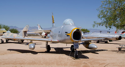 N American F-86H Sare Fighter 1954-79 6529