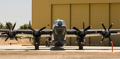 4 engine prop plane 6462