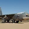 Boeing B-52A Superfortress<br /> Serial 52-0003 'The High and Mighty One'<br /> Markings of Air Force Flight Test Centre, Edwards AFB. <br /> This is number 3 of only three A models built.