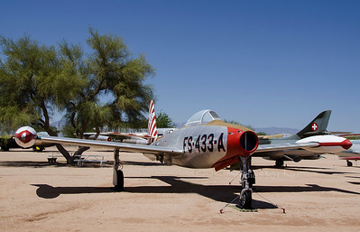 Republic F84-C 6535
