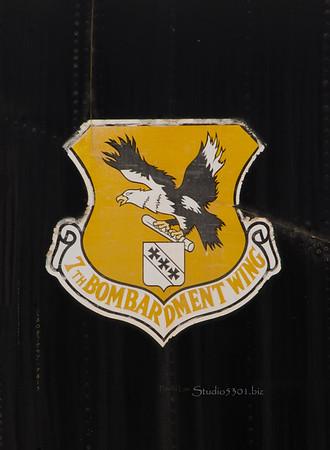 7th bombardment wing insignia 6657