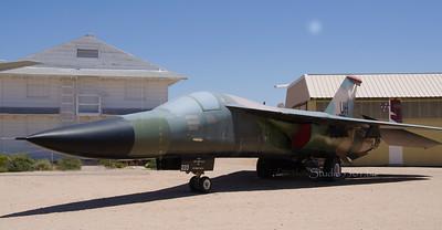 General Dynamics Aardvardk bomber 6452