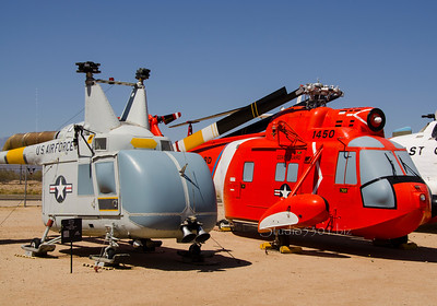 AF & Coast Guard helicopters 6708