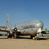 Boeing KC-97G Stratofreighter<br /> Serial 53-0151<br /> Markings of 9th Strategic Aerospace Wing, Mountain Home AFB, Idaho