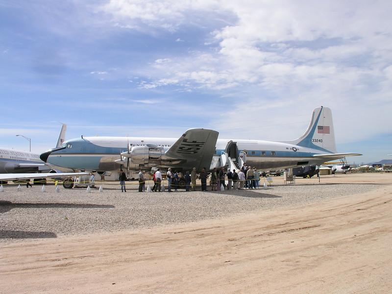 C-118A again