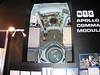 Apollo Capsule mockup used in the movie Apollo 13