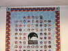 Shuttle Mission patch collection