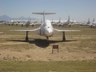 Pima Air & Space Museum and USAF AMARG Boneyard - Tucson, AZ - 11 Apr. '08