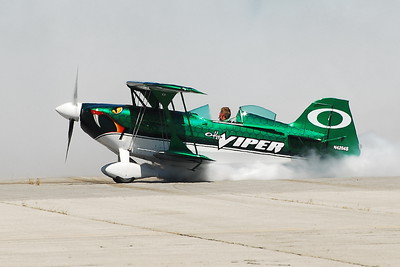 Pitts Special S-2S - Oakley Viper - Scott Air Force Base - Airpower Over The Midwest - Scott AFB, Illinois - September 12, 2010