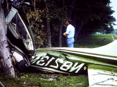 Plane Crash August 1974, Joy Kentucky