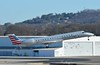 ...And here's American Airlines new look since the merger with US Airways started.