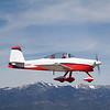 RV-8A near Mt Taylor New Mexico