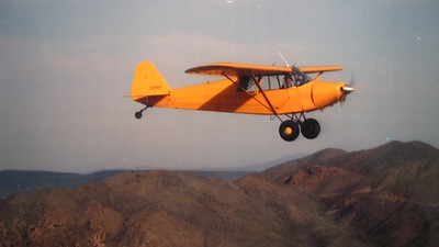 flyin over tonto national forest