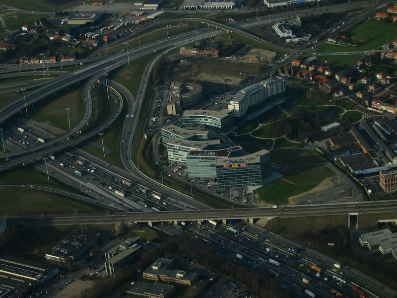 The Corporate Village in Zaventem nearby Brussels Airport.