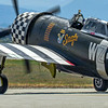 "Republic P-47G Thunderbolt...<br /> <br /> Planes of Fame Air Show, May 3-4, 2014<br /> Chino Airport<br /> Chino, CA <a href=""http://planesoffame.org/"">http://planesoffame.org/</a>"