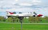 McDonnell F-4E Phantom II USAF 66-0315 Monett, MO park.