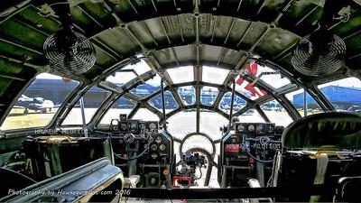 B-29 Flightdeck!