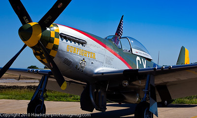 "The ""Gunfighter"" P-51 Mustang"