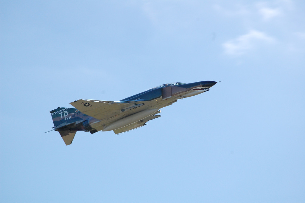 Stuart Air Show<br /> F4-Phantom