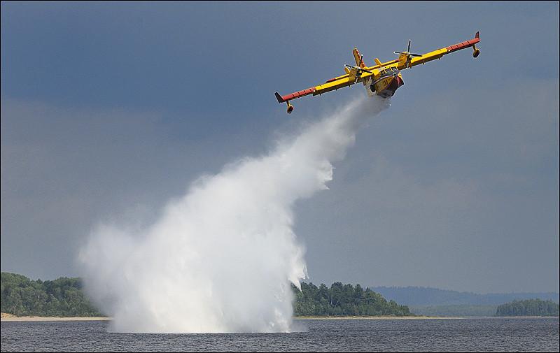 Water bomber