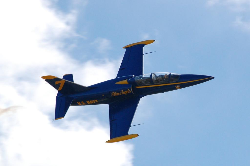 Stuart Air Show<br /> Aero Vodochody L-39 Albatros