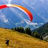 Parapente - Chamonix - Haute Savoie