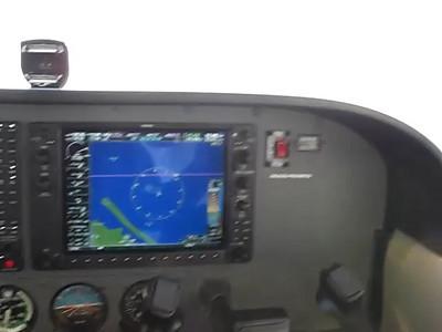 More October flying N2130A
