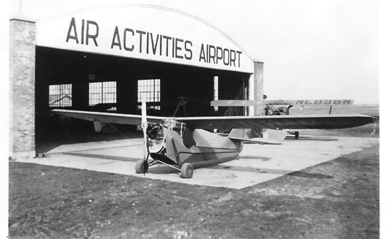 Jack Jaenicke's Aeronca C3