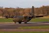 ZH886. Lockheed Martin C-130J Hercules C5. RAF. Prestwick. 140414.