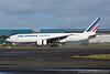 F-GUOC. Boeing 777-F28. Air France Cargo. Prestwick. 220217.