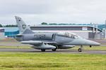 N262EM. Aero Vodochody Aerospace AS L-159. Draken International. Prestwick. 220617.