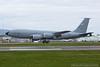 58-0121. Boeing KC-135R Stratotanker. USAF. Prestwick. 290417.