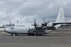 91-1231. Lockheed C-130H Hercules. USAF. Prestwick. 210317.