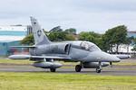 N259EM. Aero Vodochody Aerospace AS L-159. Draken International. Prestwick. 220617.