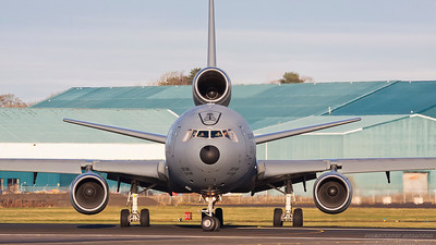 79-1949. McDonnell Douglas KC-10A Extender. USAF. Prestwick. 011217.
