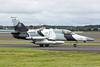 N159EM. Aero Vodochody Aerospace AS L-159. Draken International. Prestwick. 220617.